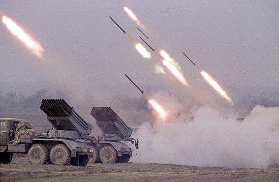 المدافع الثابتة في الجيش الجزائري  BM-21_multiple_rocket_launcher_system_ural_truck_Russia_Russian_army_016