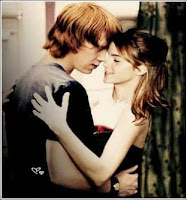 Emma Watson e Rupert Grint riram durante gravações de 'Relíquias da Morte'   Ordem da Fênix Brasileira
