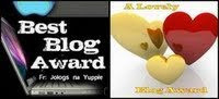 A Best Blog Award