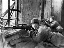 Francotiradores Soviéticos
