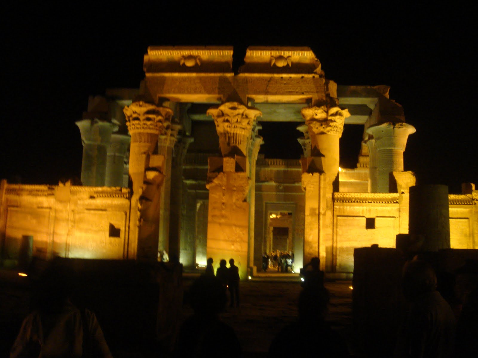 Image result for Sobek and Haroeris temple