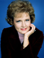 Betty White  in 1975 