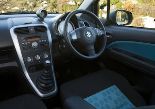 Maruti Ritz Dashboard