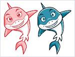 ♥ 小白鲨 ♥