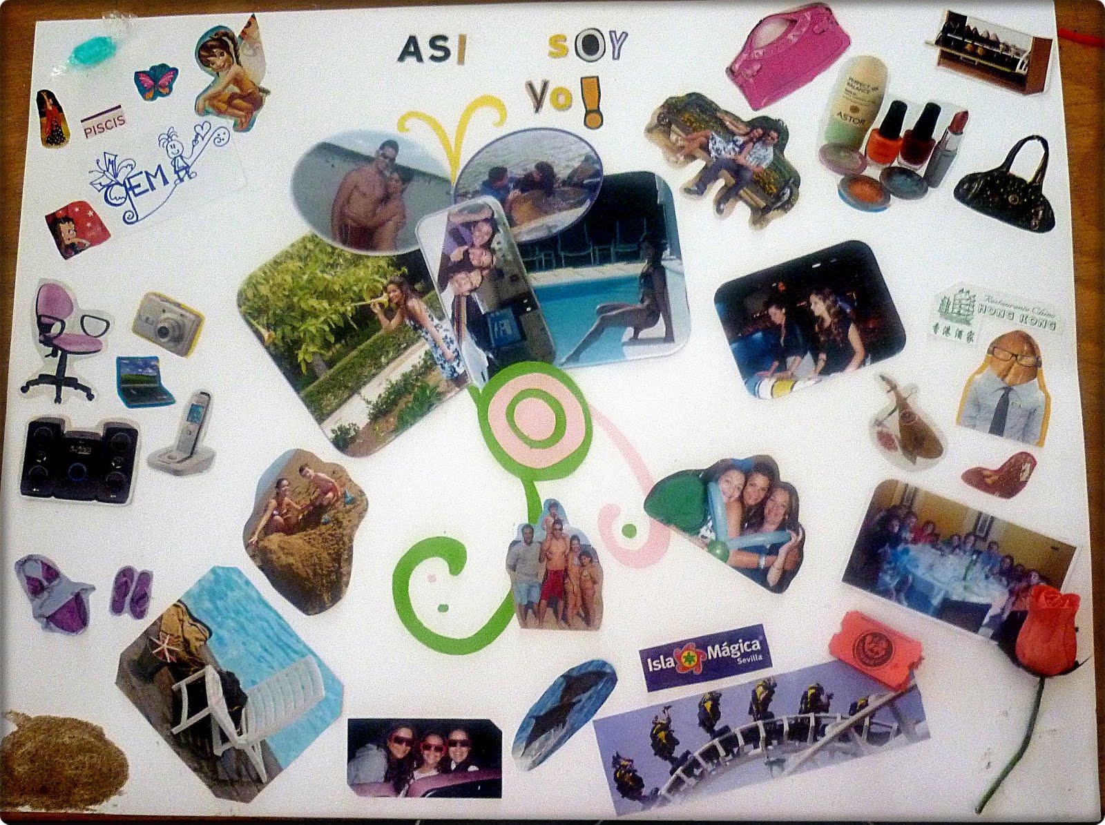 Collage De Revista