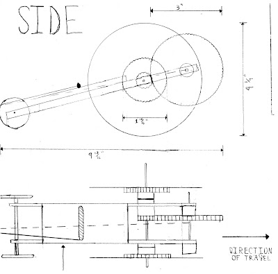 Seminole ridge secme march 2010 excerpt of technical drawing for mousetrap vehicle malvernweather Image collections