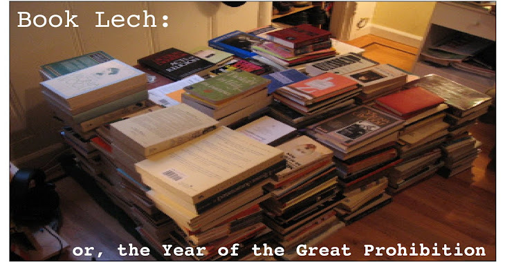 The Book Letch: how I stopped collecting & started reading books