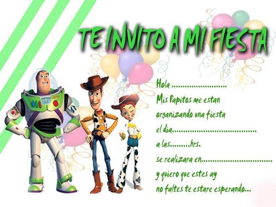 Toy Story 2 | Tarjetas de cumpleaños para imprimirTarjetas de ...