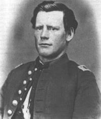 En 1864, la cavalerie est envoyée pour &;pacifier&; une révolte de