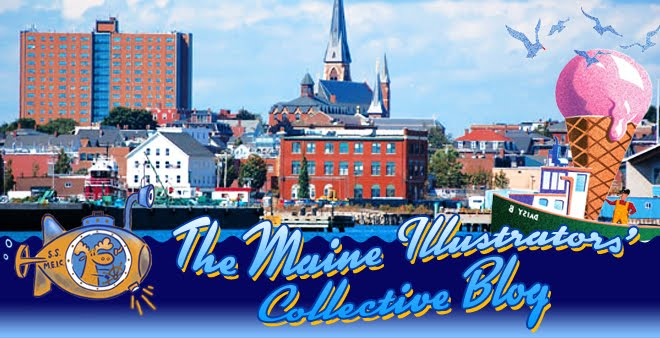 Maine Illustrators Collective