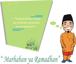 puasa ramadhan telah tiba