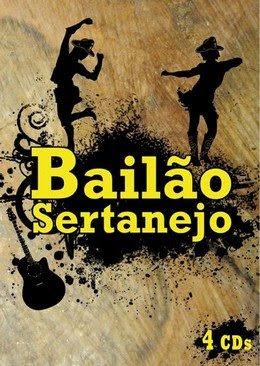 Cd Coletânea Bailão Sertanejo - Som Livre