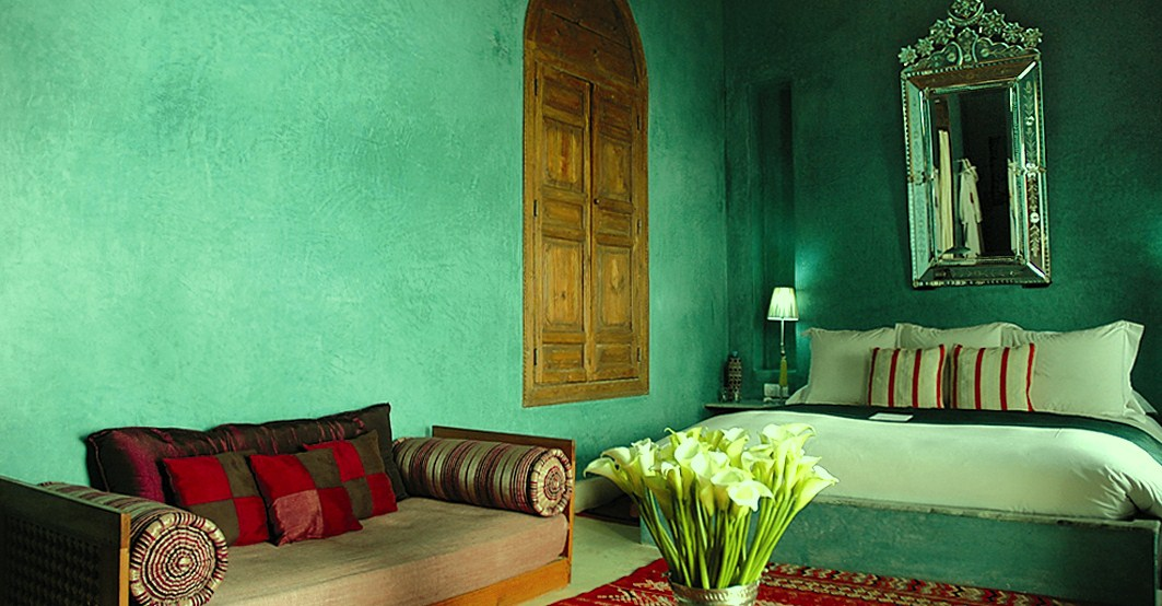 Morrocan decor