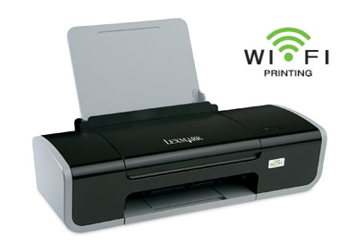 how to connect wireless printer to internet