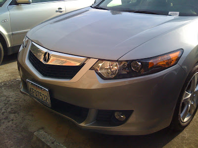 Acura Reviews on This Review Is For The 2009 Acura Tsx From A 2005 Acura Tsx Owner