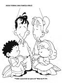 MINHA FAMILIA REZA COMIGO
