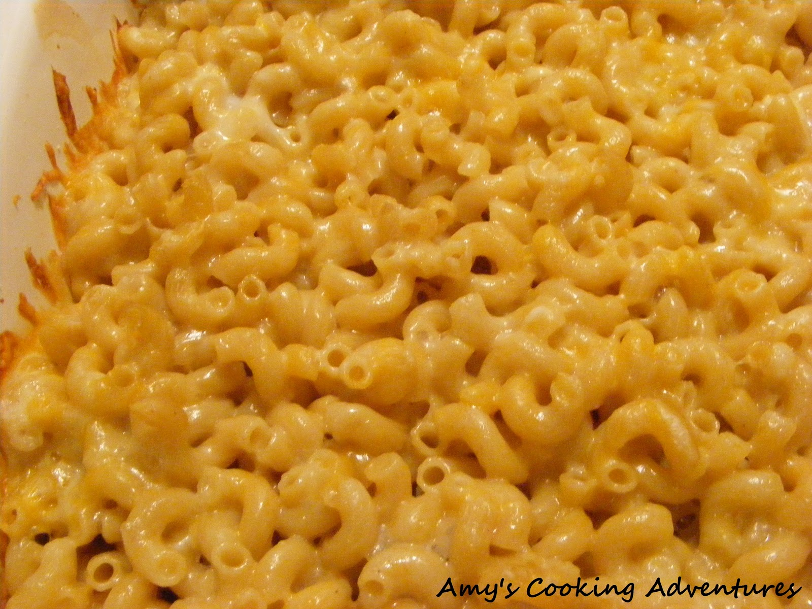 Easy Homemade Mac & Cheese