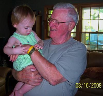 Grandpa Jack and Brooklyn
