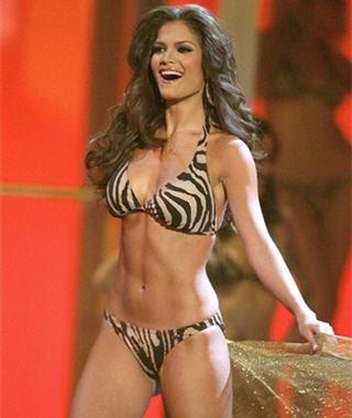 Venezuela on Miss Universe 2009   Miss Venezuela Stefania Fernandez