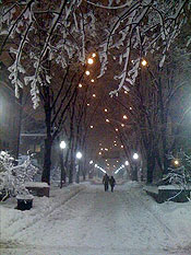 UPenn Snowstorm