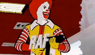 Logorama and Oscars and Ronald McDonald