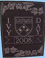 UPenn 2008 Ivy Stone