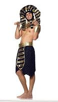 Pharaoh Halloween Costume