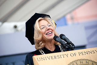 Amy Gutmann and UPenn