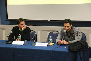 UPenn Alumni and Producers Todd Lieberman and Max Handelman