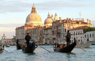 Venice and Rome and UPenn and Venice Film Festival