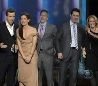 Todd Lieberman and People's Choice Awards and Sandra Bullock and Ryan Reynolds and The Proposal