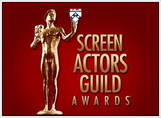 UPenn and SAG awards and Todd Lieberman and Robert Gant