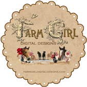 Thank You Farm Girl for Designing Our Blog!