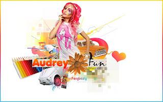 audrey fun tutorial no pfs