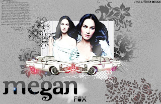 pretty fox megan fox blend no photofiltre studio