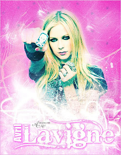 graphic avril lavigne photofiltre studio