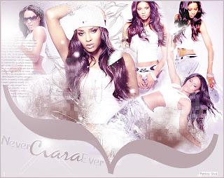 Never Ever... blend ciara no photofiltre studio