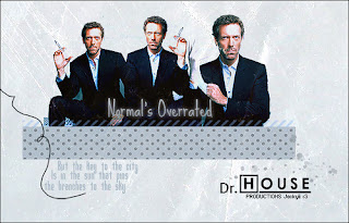 Dr. House - Normal's Overrated