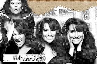 Lea Michele blend no PFS