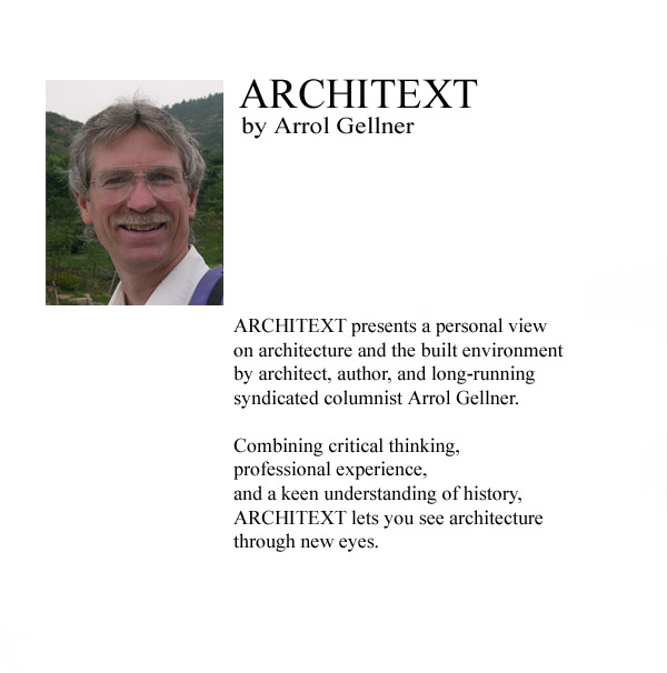 ARCHITEXT by Arrol Gellner