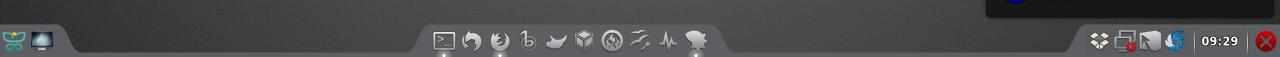 AWN Lucido dengan ikon AwOken
