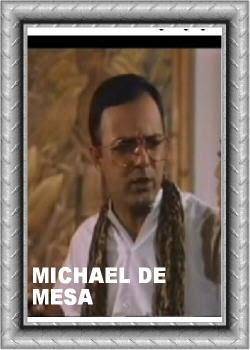 Michael de Mesa <br />