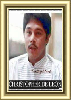 Christopher+de+ Leon