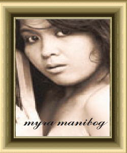 Through prayers, Myra Manibog has gotten over her sad past life as a