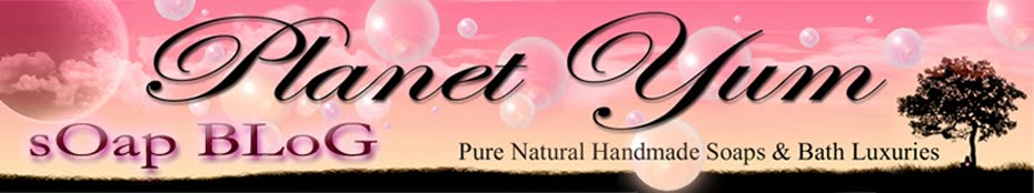 Planet Yum Handmade Soaps and Bath Luxuries