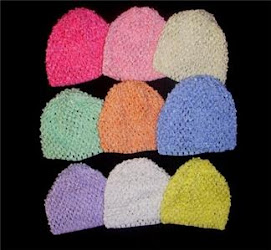 Loose Crochet Hats