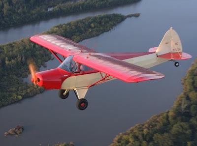 Los mejores Aviones a mi humilde entender, hoy Piper PA-12