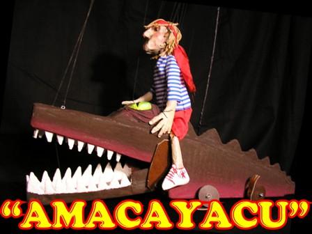 """""""AMACAYACU"""" una aventura en el amazonas"""