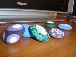 taşlar,renkler,özgürlük...