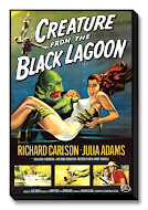 Creature From the Black Lagoon/ Richard Carlson and Julie Adams